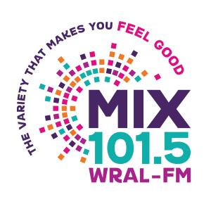 MIX 101 5 FM | WRAL Radio | WRALFM Raleigh Station LIVE Stream