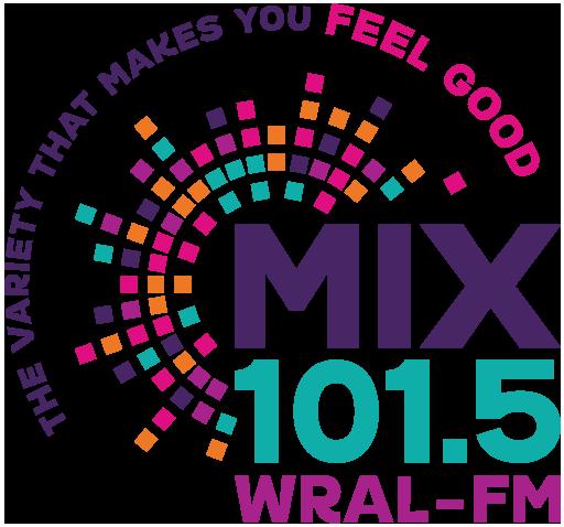 MIX 101.5 Logo