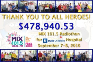 Duke Children's Radiothon
