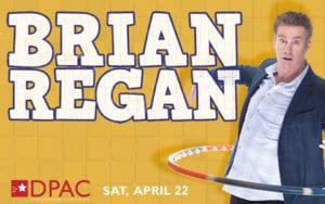 Brian Regan @ DPAC
