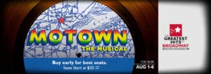 Motown the Musical @ DPAC