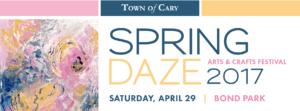 SPRING DAZE ARTS AND CRAFTS FESTIVAL @ Fred G. Bond Metro Park