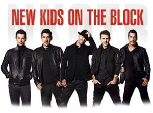 New Kids on the Block @ PNC Arena