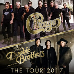 Chicago & The Doobie Brothers @ Coastal Credit Union Music Park at Walnut Creek