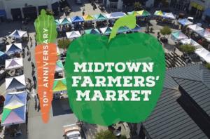 North Hills Midtown Farmers' Market Kids Days