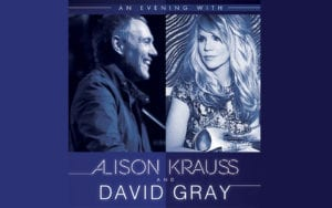 An Evening with Alison Krauss & David Gray @ Koka Booth Amphitheatre