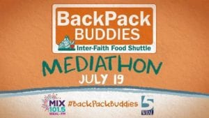 BackPack Buddies Mediathon
