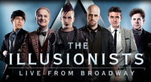 The Illusionists at DPAC @ DPAC