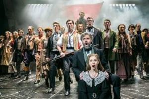 BROADWAY SHOW: Les Miserables @ Durham Performing Arts Center