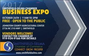 Smithfield-Selma Chamber Business Expo @ Johnston County Agricultural Center