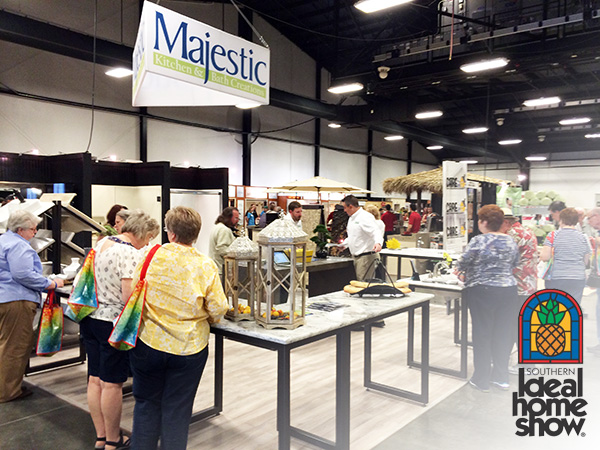 Southern Ideal Home Show at the NC State Fairgrounds