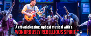 BROADWAY MUSICAL: School of Rock @ Durham Performing Arts Center