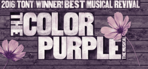 BROADWAY SHOW: The Color Purple @ Durham Performing Arts Center