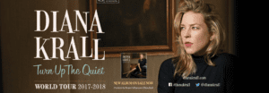 DIANA KRALL at the DPAC @ Durham Performing Arts Center