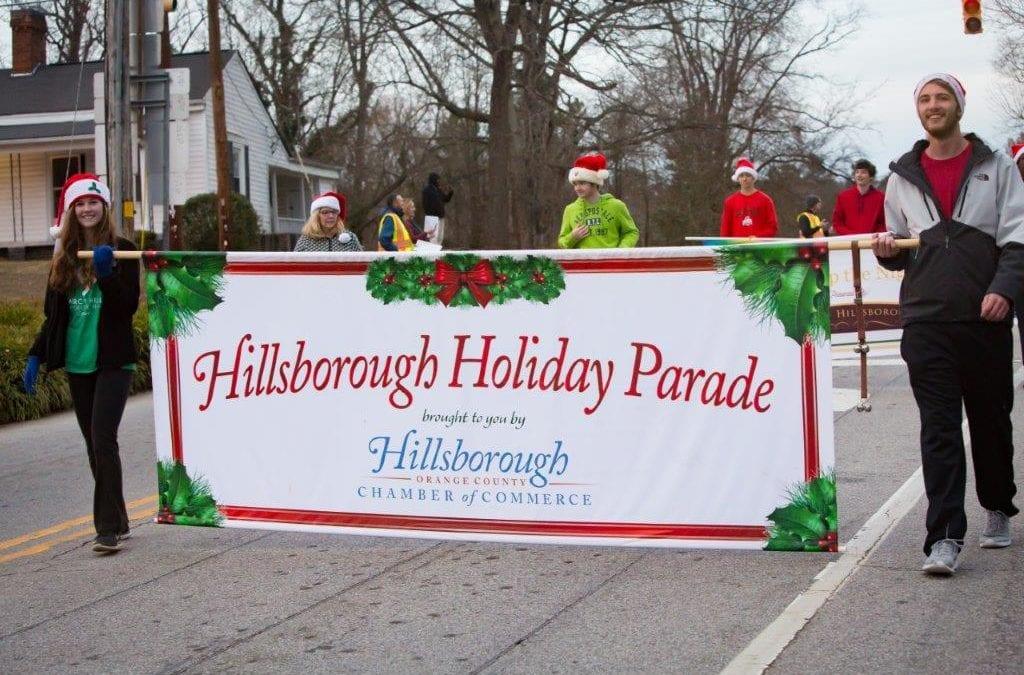 Hillsborough Holiday Parade 2017