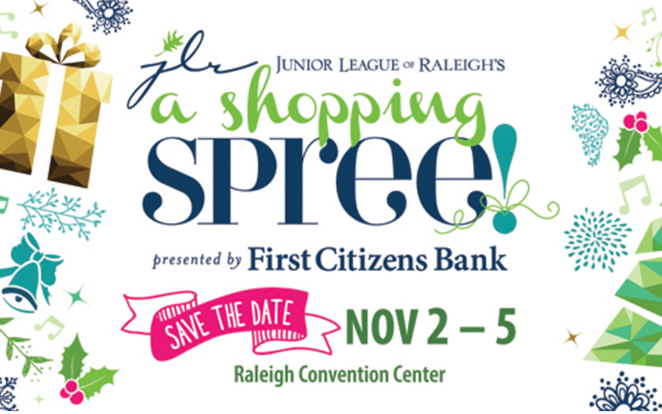 Junior League of Raleigh's Shopping SPREE