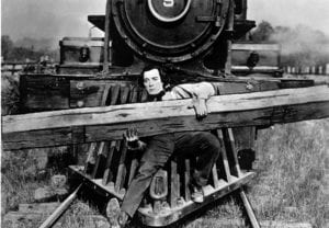 Buster Keaton's The General  Live Film Re-Scoring by Tim Carless @ The ArtsCenter