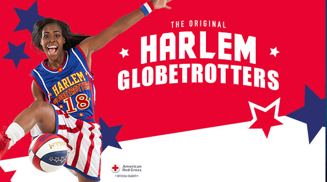 Harlem Globetrotters at PNC