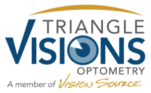 Vision Source/ Triangle Visions Optometry with Sarah from Two Men and a Mom! @ Triangle Visions Optometry