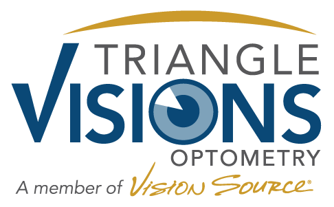 Vision Source/ Triangle Visions Optometry with Sarah from Two Men and a Mom!