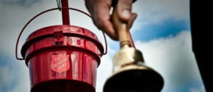 Salvation Army Kettle Kick-Off 2017 @ North Hills , Outside of The Regal Cinema