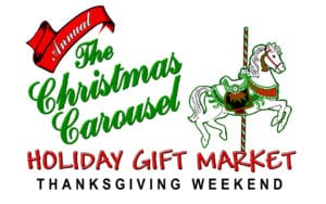 Christmas Carousel Holiday Gift Market @ Jim Graham Building at the NC State Fairgrounds