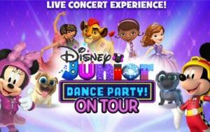 Disney Junior Dance Party @ DPAC