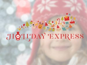 Holiday Express at Pullen Park @ Pullen Park