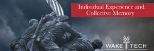 America's Wars: Individual Experience and Collective Memory @ City of Raleigh Museum (COR Museum)