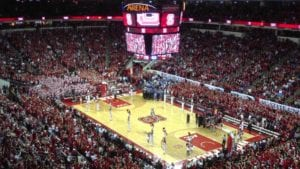 NC State Wolf Pack Basketball Game at PNC @ PNC Arena