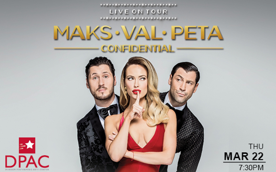 Maks, Val & Peta On Tour: Confidential