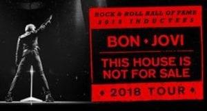 BON JOVI @ PNC Arena