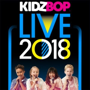 KIDZ BOP LIVE @ Red Hat Amphitheater