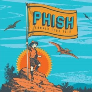 PHISH @ Coastal Credit Union Music Park at Walnut Creek