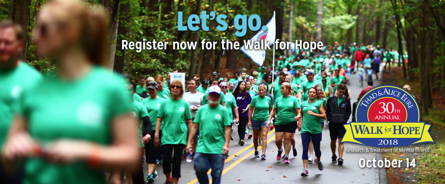 WALK FOR HOPE @ The Angus Barn | Raleigh | North Carolina | United States