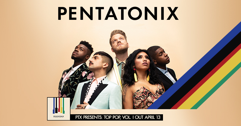 PENTATONIX @ Coastal Credit Union Music Park at Walnut Creek