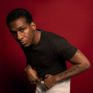 LEON BRIDGES @ Red Hat Amphitheater