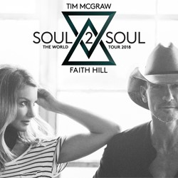 TIM MCGRAW & FAITH HILL @ PNC Arena