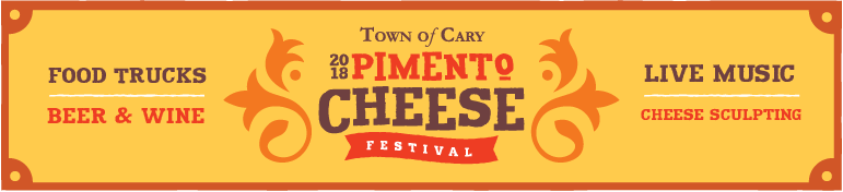 TOWN OF CARY PIMENTO CHEESE FESTIVAL @ Downtown Cary
