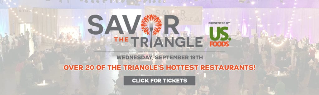 SAVOR THE TRIANGLE FOOD FESTIVAL @ Kerr Scott Building at NC State Fairgrounds