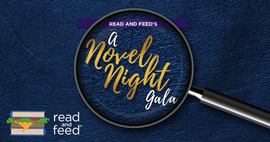 Read and Feed's A Novel Night Gala @ The Glenwood 3300 Woman's Club