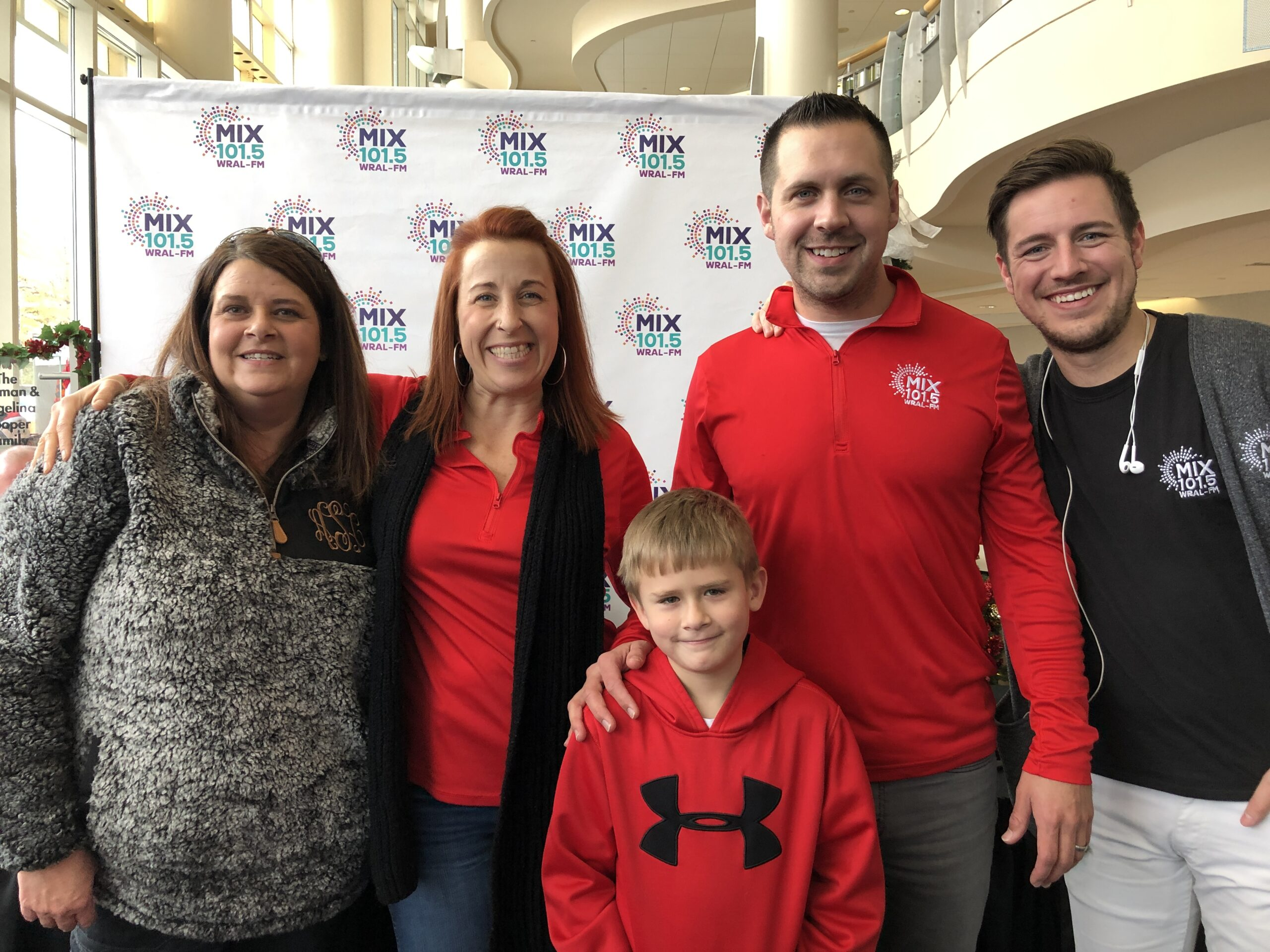 Radiothon for Duke Children's Hospital - MIX 101 5
