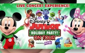 WRAL-FM_Disney Junior Holiday Party_Featured Image_2019