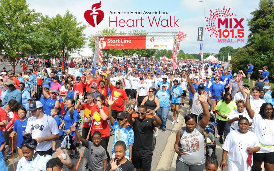 2020 Triangle Heart Walk